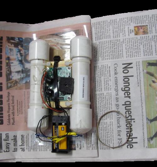 Photocell Newspaper