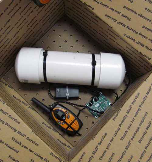 PMR Cardboard Box