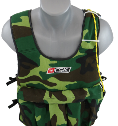 Suicide Explosive Vest