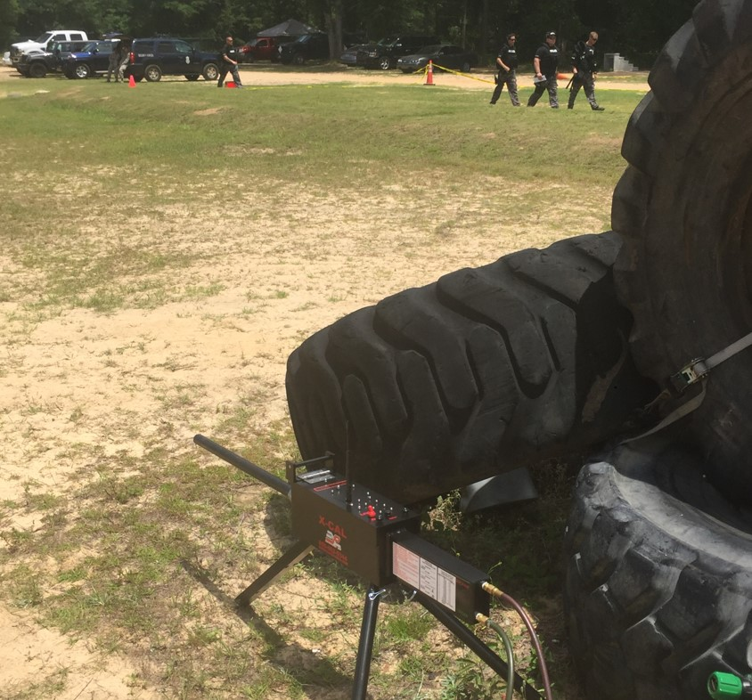 5th Annual Anthony Forgione Memorial SWAT Competition